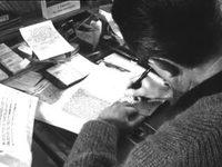 A la Vitrine du libraire du 24 Novembre1963