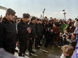 15 février 1989, les Soviétiques quittent Kaboul dans le calme