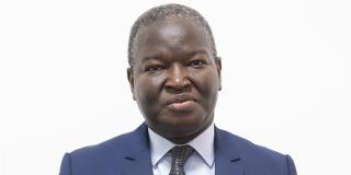 Abdoulaye Diop, nouveau président de la Commission de l'UEMOA.