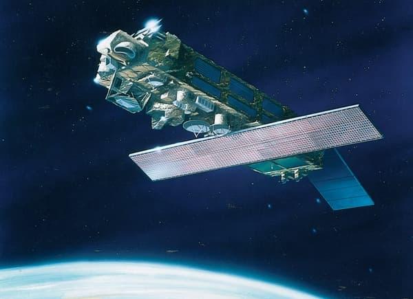 Satellite Envisat