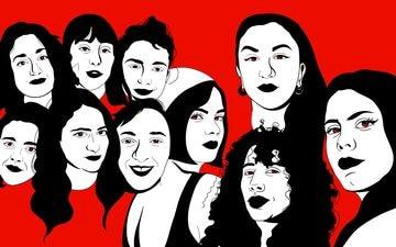 Quatre créatrices et un collectif féministes ont décidé de rejoindre la plateforme Patreon et de se désengager du réseau social Instagram. Objectif? Trouver un espace d'expression « plus libre » et « plus sain » avec leur communauté. Illustration/@leane_aime_dessiner