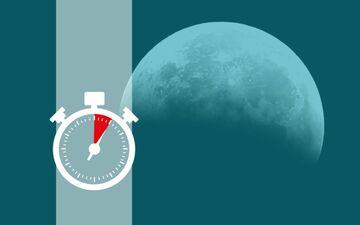 Deux études ont démontré que l'eau pourrait être bien plus abondante que prévu sur la Lune.