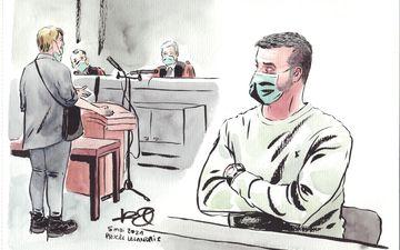 Au procès de Nordahl Lelandais, Véronique, une barmaid, a raconté comment elle a aidé Arthur Noyer le soir du 11 avril dans les rues de Chambéry. Valentin Pasquier
