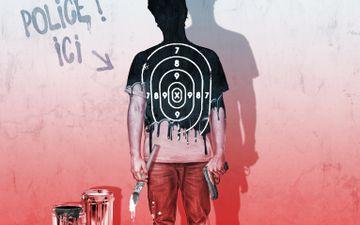 Le 17 septembre 2020, Fabien a tenté d'annihiler sa souffrance, par un moyen que les policiers ont appris à reconnaître : provoquer les forces de l'ordre avec l'objectif de se faire abattre. LP/Illustration Anne-Gaëlle Amiot