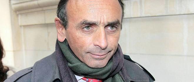 """Éric Zemmour avait été condamné en 2011 pour avoir déclaré à la télévision que  """"la plupart des trafiquants sont noirs et arabes, c'est comme ça, c'est  un fait""""."""