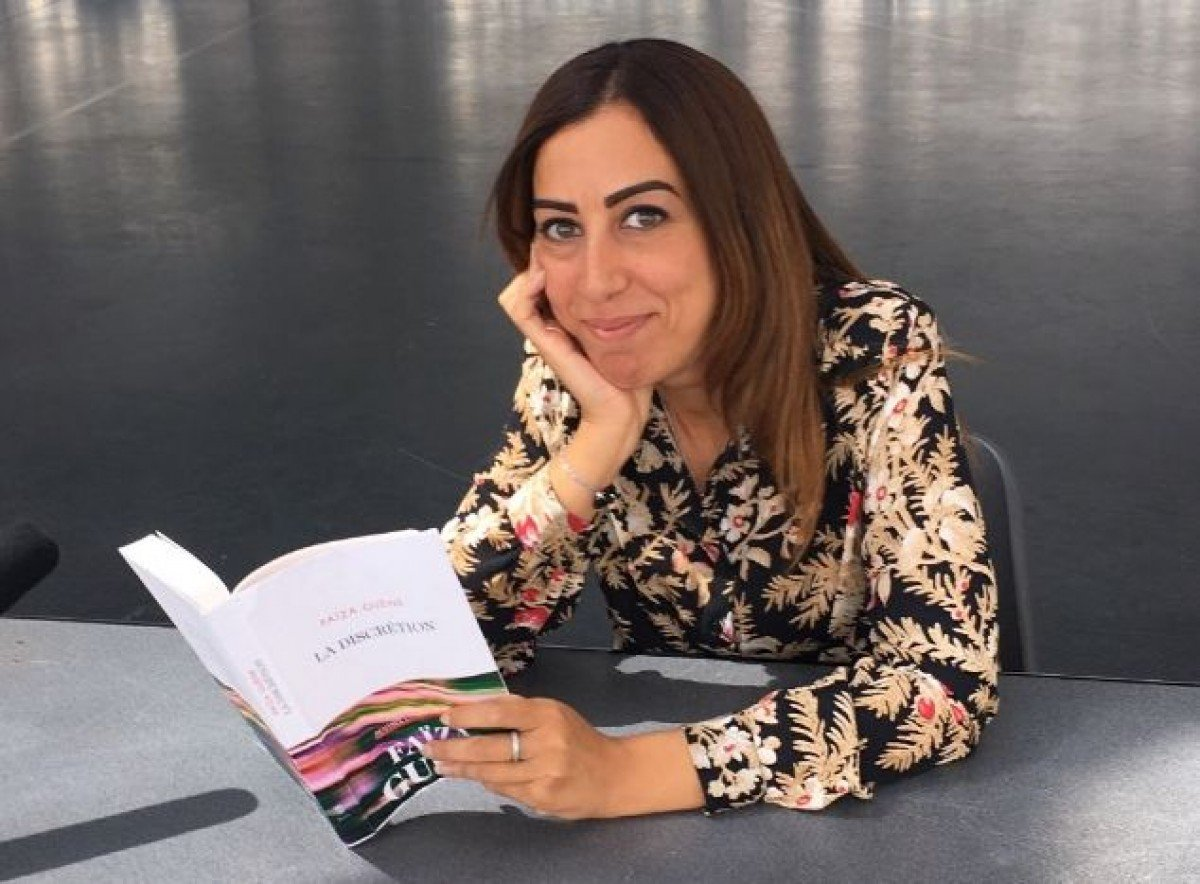 Faiza Guene's fifth book is due to be released in French in August, 2020 (Faiza Guene)