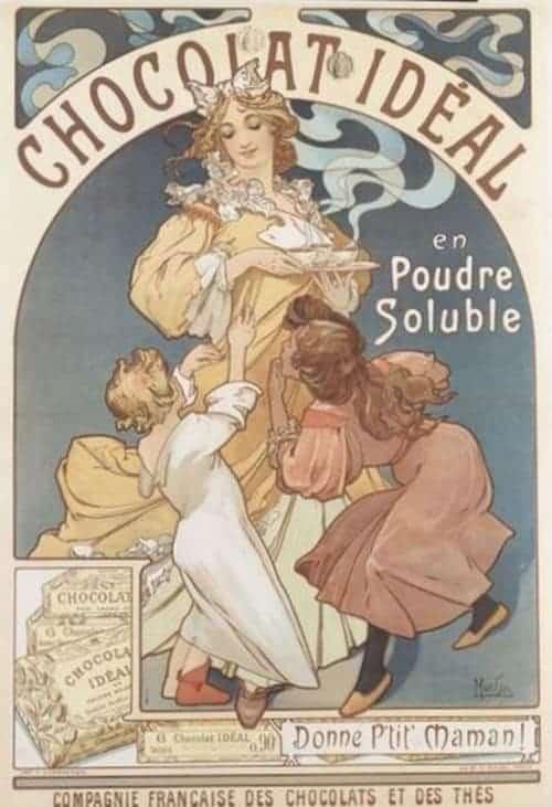 Esquisses et affiches - Alphonse Mucha