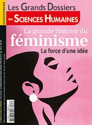 Couverture La grande histoire du féminisme   n° 63  (juin - juillet - août 2021)