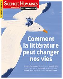 Couverture Comment la littérature peut changer nos vies   n° 26  (juin - juillet 2021)