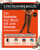 Couverture L'Humanologue n° 4 (septembre 2021)