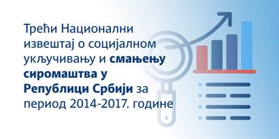 Трећи национални извештај о социјалном укључивању и смањењу сиромаштва у Републици Србији