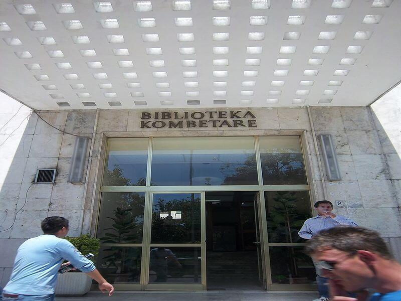 National Library of Albania