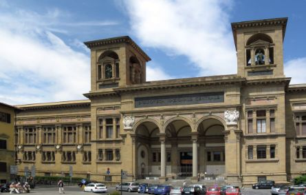 The Central National Library of Florence