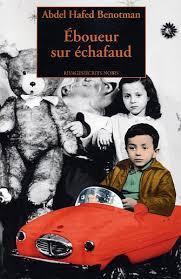 """Couverture de """"Eboueur sur échafaud"""""""