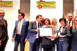 """""""Label trois fleurs"""": le Prix régional remis pour le musée gallo-romain"""