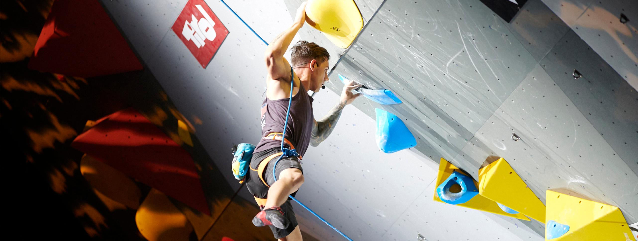 THIRD PARACLIMBING WORLD CUP OF THE SEASON TO TAKE PLACE IN LOS ANGELES