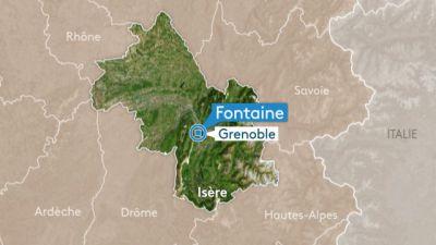 Un homme à nouveau blessé par arme à feu à Fontaine en Isère, le tireur est en fuite