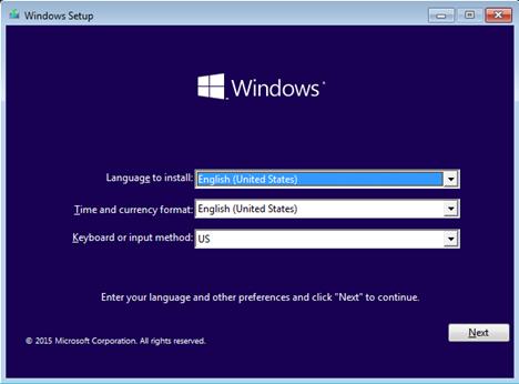 Windows start menu troubleshooter