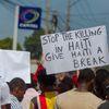 À Haïti, deux personnes enlevées à l'entrée d'une église