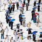 Le pèlerinage de laMecque ouvert à 60000 Saoudiens vaccinés