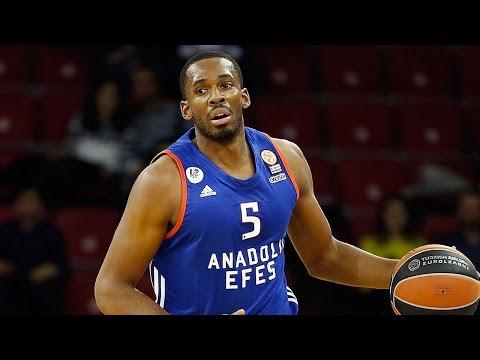 Focus on: Derrick Brown, Anadolu Efes Istanbul