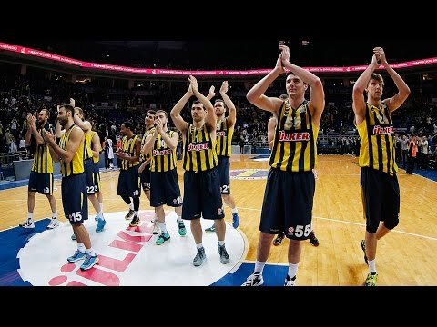 Highlights: Top 16, Round 14 vs. Fenerbahce Ulker Istanbul