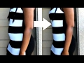 How to make your stomach look flat in a bodycon dress - Newton Сlick