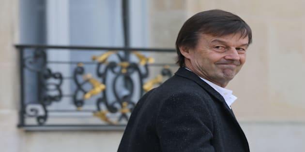 """Nicolas Hulot recule sur la fin du glyphosate sous trois ans et évoque des """"exceptions""""."""