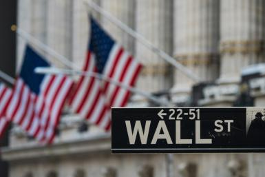 Wall Street stocks have rallied to end three straight losing sessions