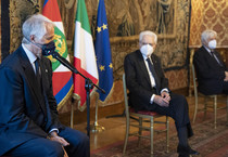 Milano-Cortina: Mattarella riceve delegazione comitato (ANSA)