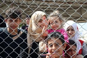 Nella Bozza Ue anche rifinanziamento Turchia per accogliere i profughi (ANSA)