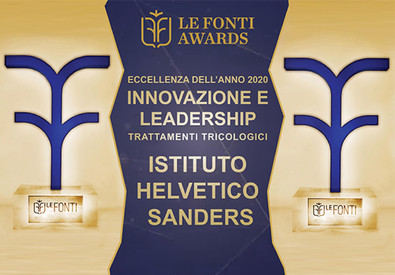 Istituto Helvetico Sanders vince Le Fonti Awards