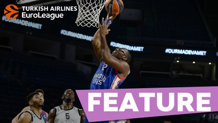 Bryant Dunston, Efes: 'This is another opportunity'