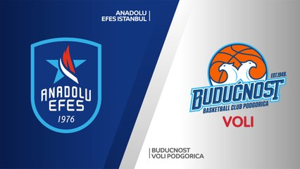 EuroLeague 2018-19 Highlights Regular Season Round 13 video: Efes 106-68 Buducnost