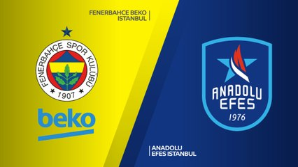 Final Four Semifinal Highlights: Fenerbahce 73-92 Efes