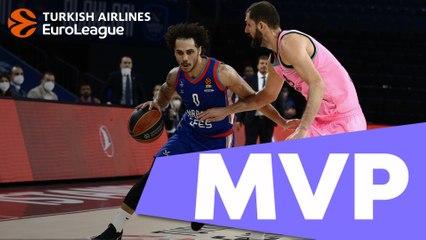 MVP of the Week: Shane Larkin, Anadolu Efes Istanbul