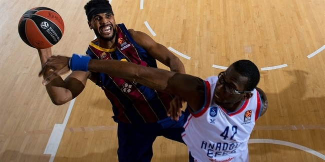 Defense told the story of Efes's victory