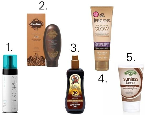 best self tanning lotion for fair skin