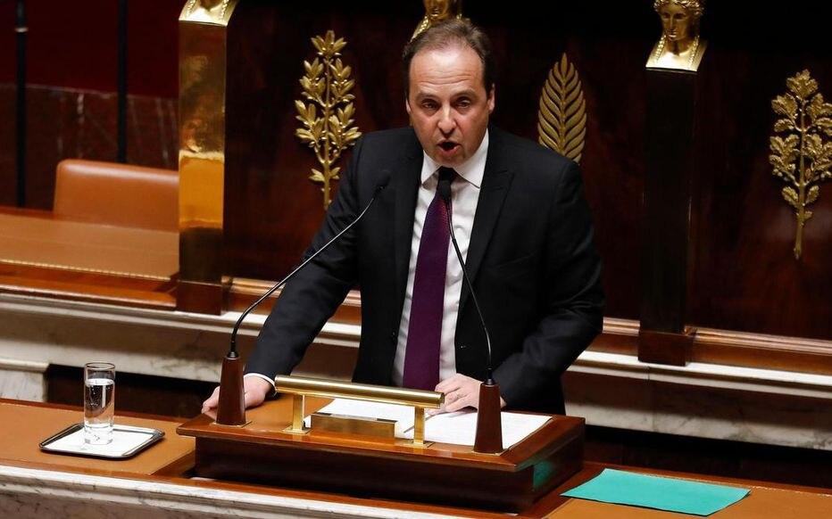 Le député (UDI) Jean-Christophe Lagarde, ici en janvier lors d'une séance de l'Assemblée nationale.