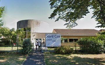 La victime était le directeur de ce centre d'accueil de réfugiés, à Pau.