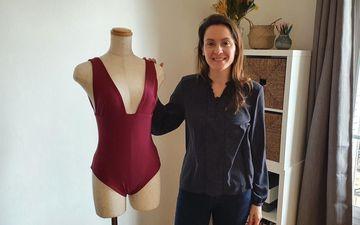 Sylvie Bultel-Rodrigues vient de lancer Joaquine, une marque écoresponsable qui utilise des fibres recyclées issues de déchets marins