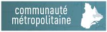 CM : Communauté métropolitaine de Montréal.