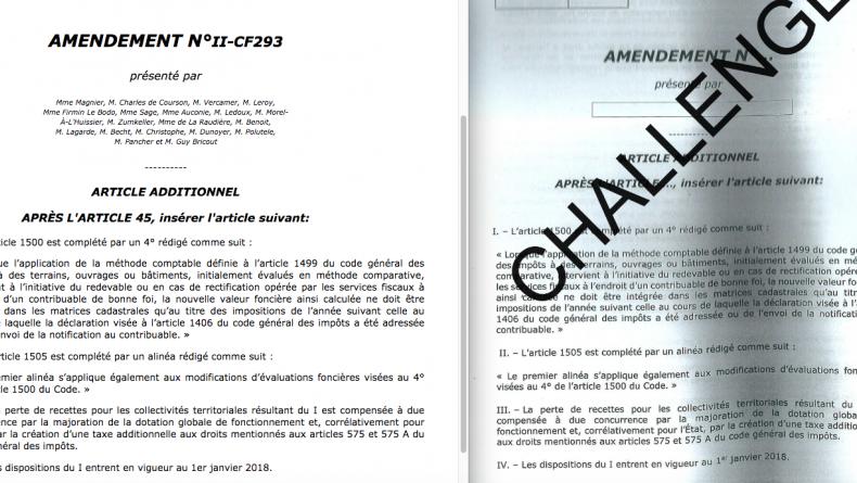 """Certains députés ont réalisé un cupié-collé d'amendements livrés """"clé en main"""" par le Medef."""