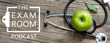 The exam room podcast examining vegan nutrition and medical news