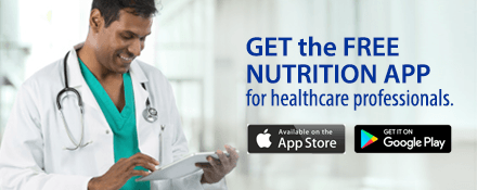 Free nutrition guide for health care professionals