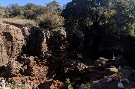 Un Homo erectus vieux de 2 millions d'années en Afrique du Sud