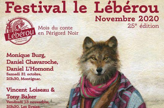 Le festival du Lébérou fête son 25ème anniversaire !