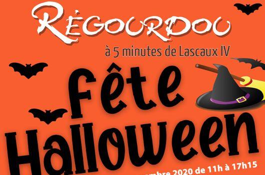 Halloween au Regourdou (Montignac) du 18/10 au 1er/11/2020