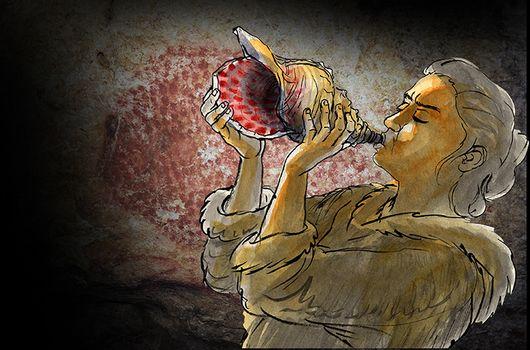Un coquillage fait résonner des sons vieux de 18 000 ans