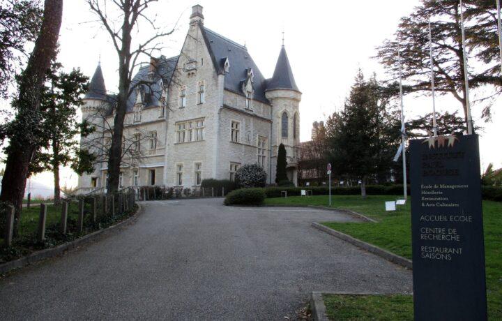 L'Institut Paul Bocuse, l'école hôtelière internationale à Lyon